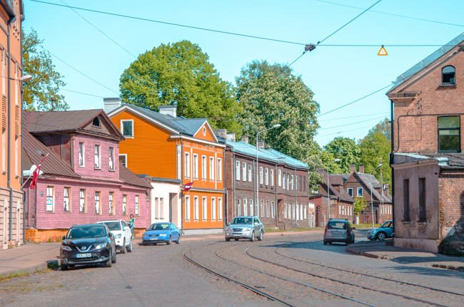 Spending Two Days in Riga on a Weekend Getaway // Sponsored