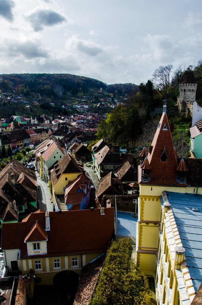 Visiting Sighișoara Romania – The Pathway to Dracula, Germany and the Galaxy // Sponsored