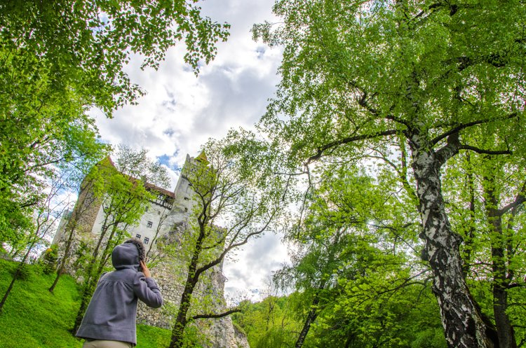 Why Visit Bran Castle – The Famous Dracula Romania Vampire Castle