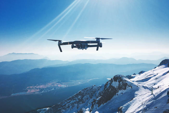 How to Document Your Trip With Travel Drones the Epic Way