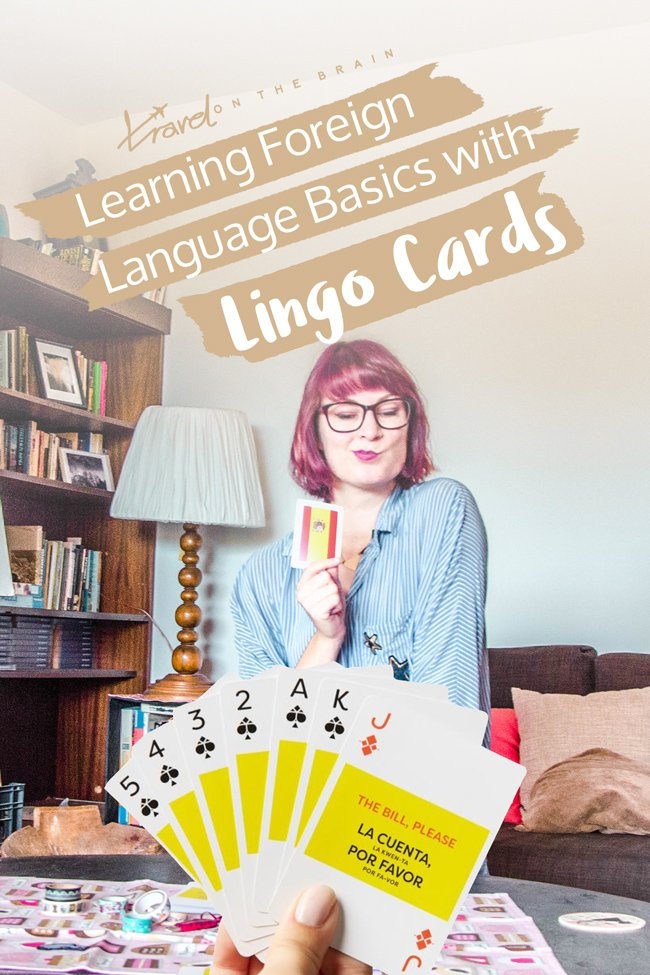How to Use Language Builder Cards On Your Travels