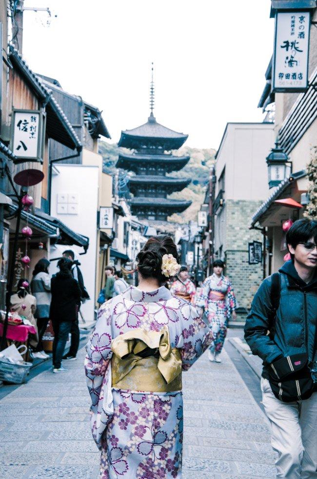 Japan photos - Kyoto