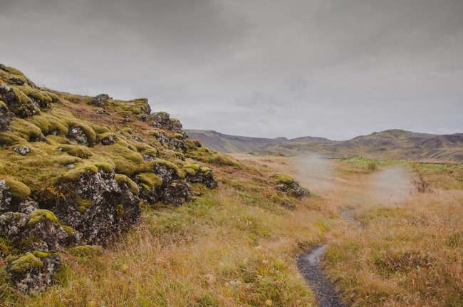 How to Get to the (Free) Reykjadalur Hot Springs Near Reykjavik